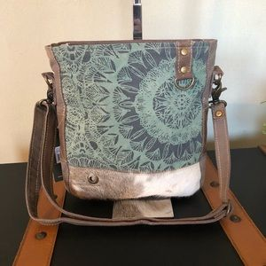 Handbags - Myra Bag Verdant Shoulder Purse Crossbody Rustic